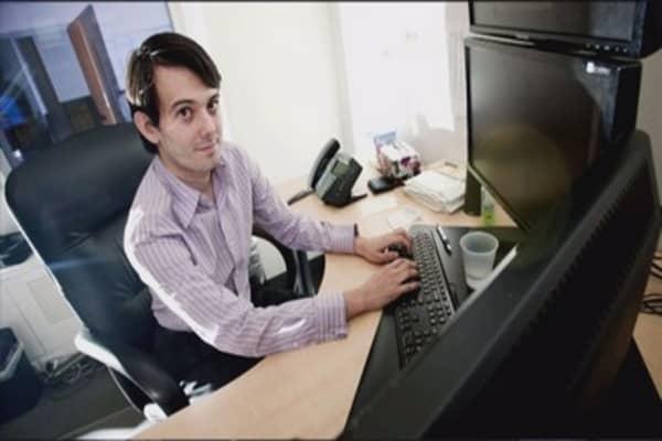 FBI arrests Turing Pharmaceuticals CEO Martin Shkreli