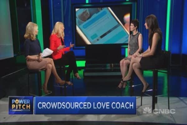 Crowdsourcing love advice