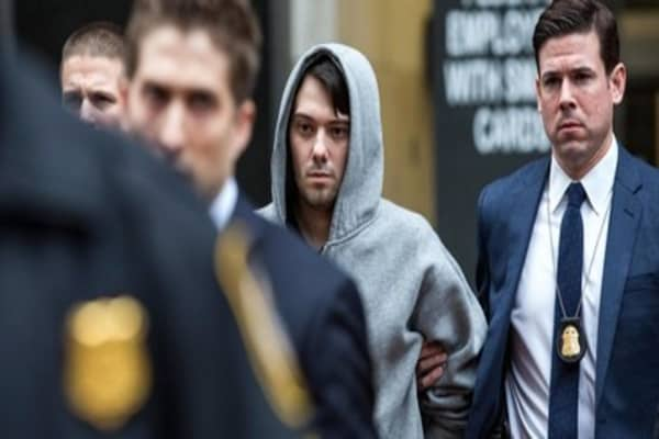 US Attorney: Shkreli orchestrated 3 schemes