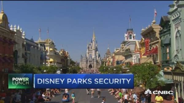 Disney parks ban costumes in new security measures