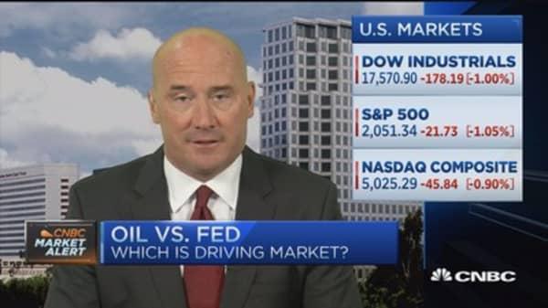 Closing Bell Exchange: Dollar higher, stocks lower