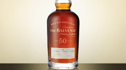 Balvenie 50 Whisky