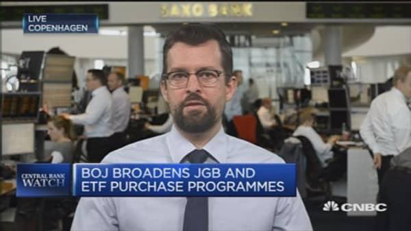 BOJ QE resulted in 'tinker tantrum': Pro