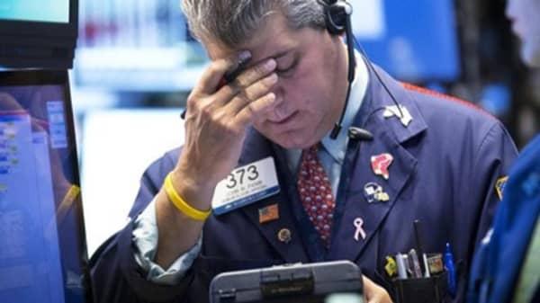 Wall Street rally goes awry