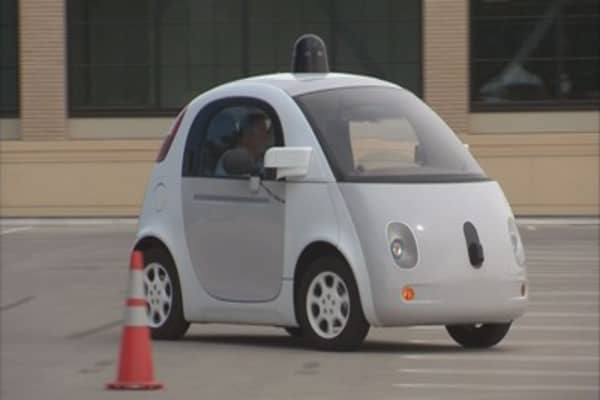 California proposal could slow down Google's driverless car