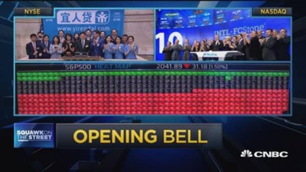 Opening Bell, December 18, 2015