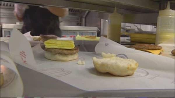 McDonald's breakfast beats out rivals