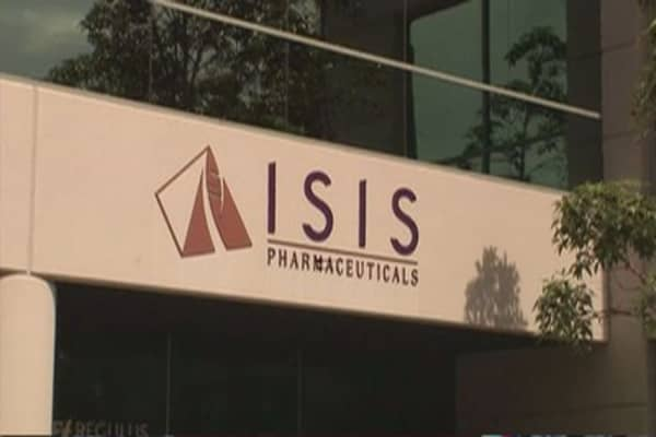 ISIS Pharmaceuticals changes its name