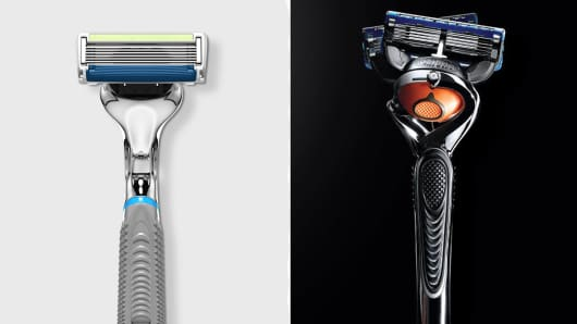 Gillette v Dollar Shaving