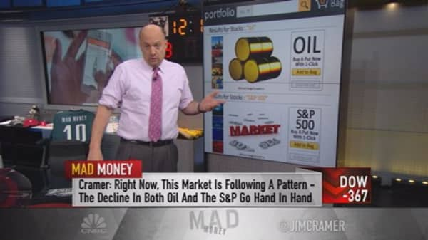 Cramer: I want Amazon to run the stock market