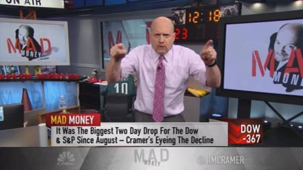 Cramer game plan: Market bottom could be trap door