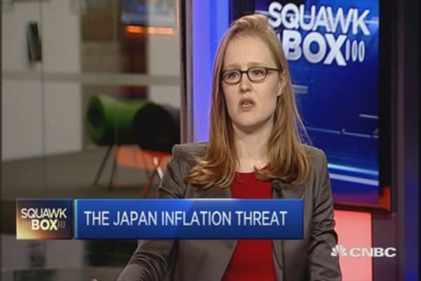 Japan is unprepared for inflation: Economist