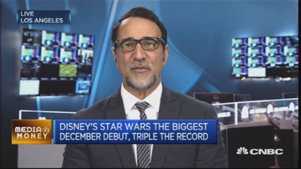 'Star Wars': The 'cash cow' for Disney