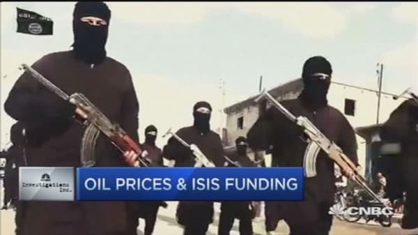 Low oil prices won't crush ISIS: Experts