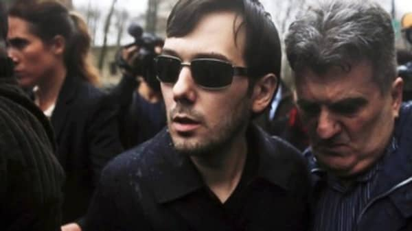 KaloBios: Shkreli terminated December 17th