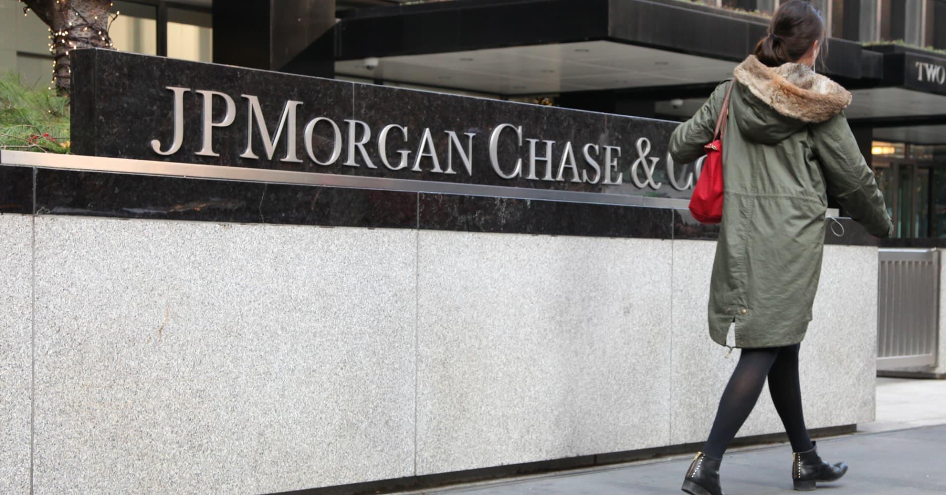 JPMorgan Chase names a new China CEO