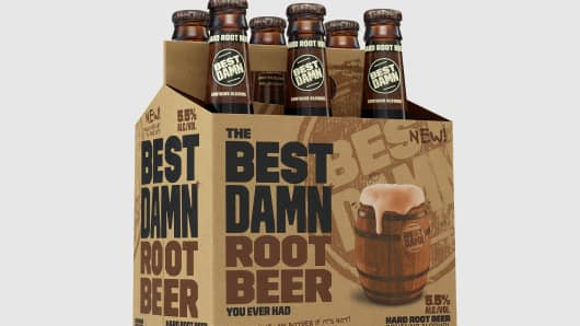 Best Damn Root Beer