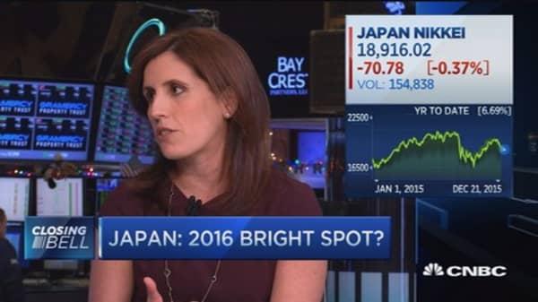 'Tremendous' opportunities in emerging markets