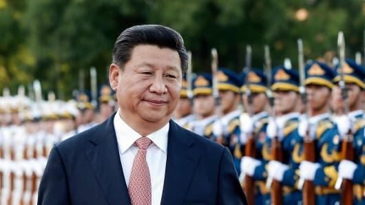 Chinese President, Xi Jinping
