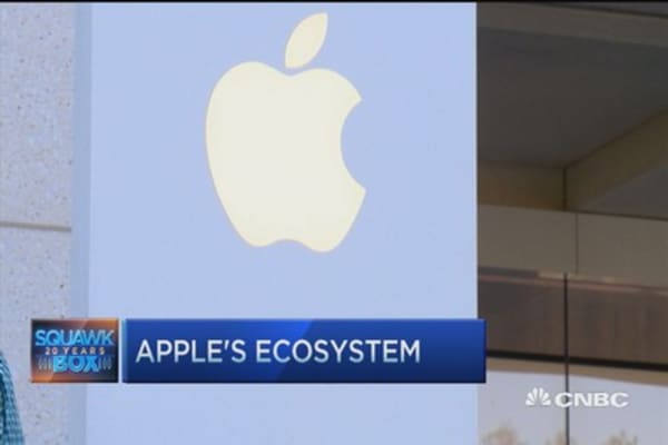 Market takes bite out of Apple stock