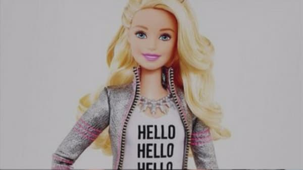 Say 'goodbye' to Hello Barbie
