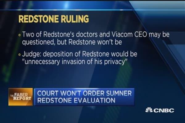 Sumner Redstone saga continues