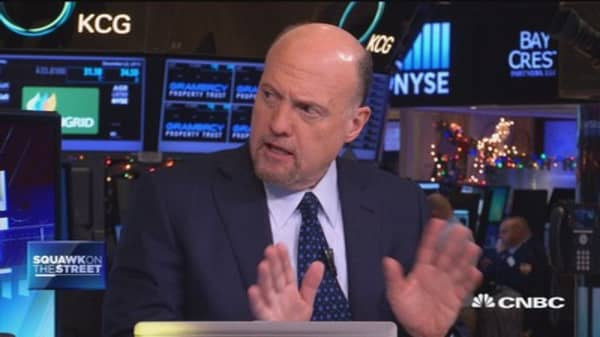 Cramer: I'm getting deja vu over this