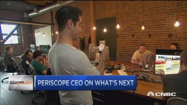 What's next for Periscope?