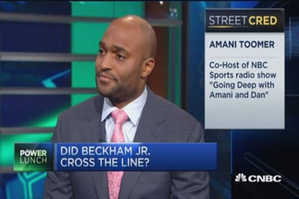 The NFL didn't handle Odell Beckham Jr. suspension well: Pro