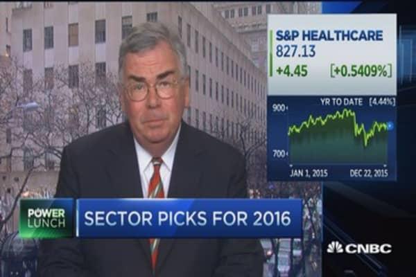 John Manley: Bet on energy in 2016