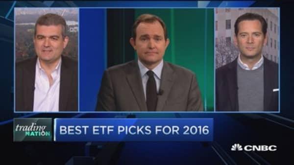 Best way to use ETFs in 2016