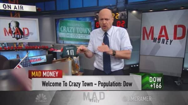 Cramer: One of the greatest disasters of our era