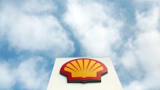 The Royal Dutch Shell logo