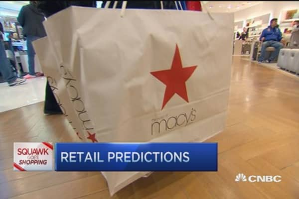 What's ailing retailers?