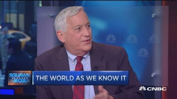 Hollowing out the working class: Walter Isaacson