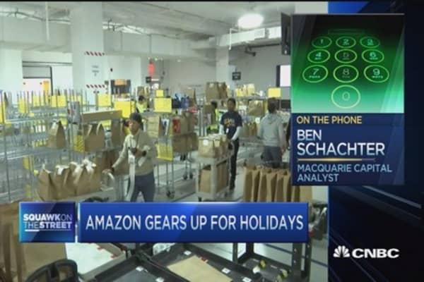 Amazon expanding Prime