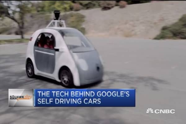 The technology behind Google's self-driving cars