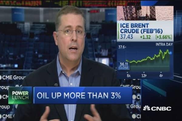 Crude prices jump