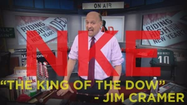 Cramer Remix: One of the few doing everything right