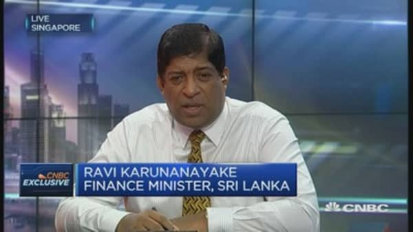 We have a very close relationship with China: Sri Lanka FinMin