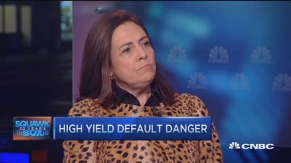High yield danger spots: Alexandra Lebenthal