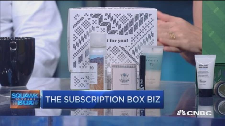 Birchbox: Gifting inside the box