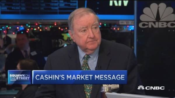Cashin: Concerned about the economy