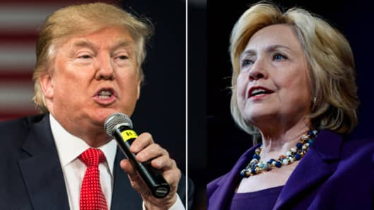 CFOs in the U.S. and Asia have the U.S. presidential race at the forefronts of their minds.