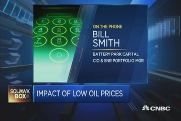 Will the impact of low oil prices continue to worsen?