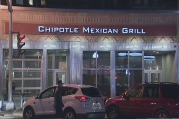 Boston Chipotle reopens its doors