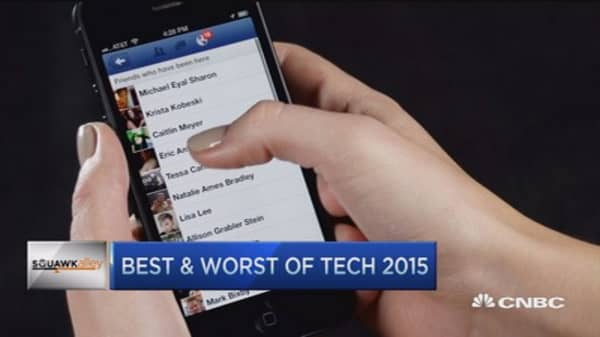 Best & worst of tech 2015