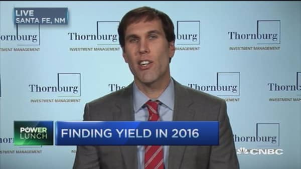Finding yield for your portfolio
