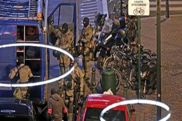 Belgium arrests two over suspected New Year's plot