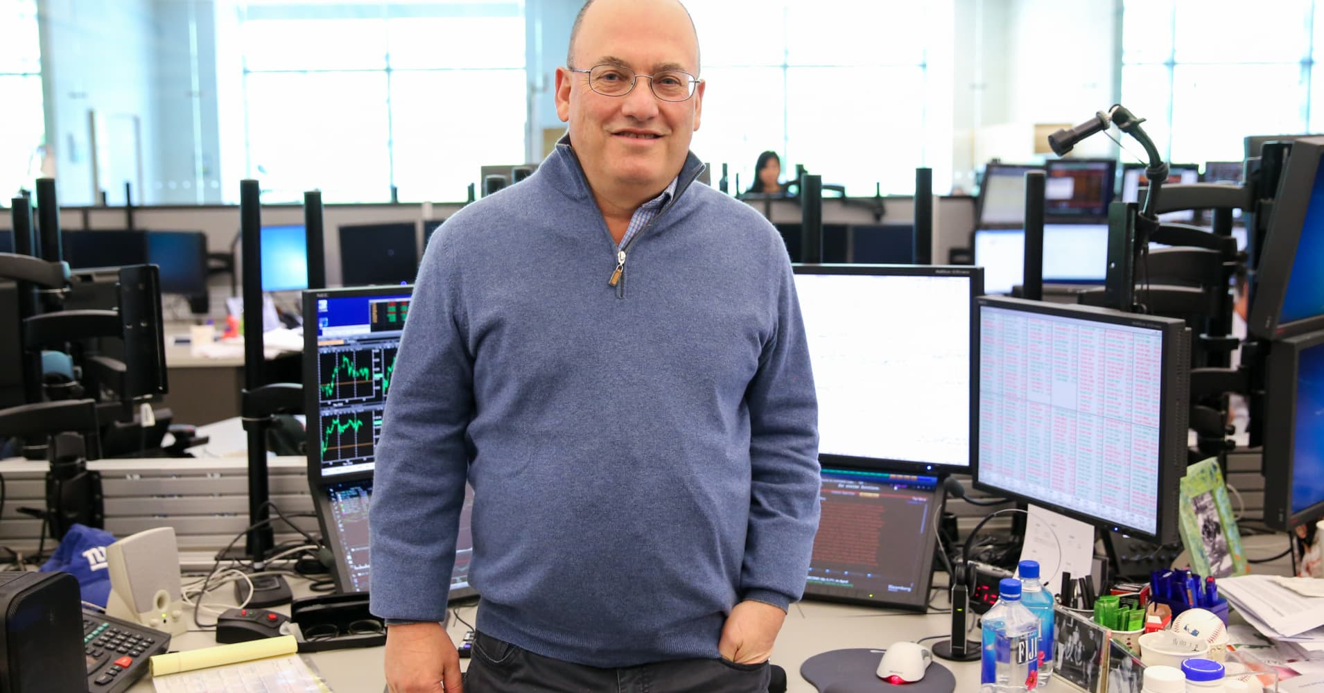 The Second Coming Of Steven Cohen